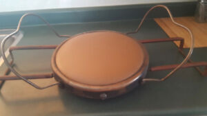 Vintage Booster Seat for Barber Chair