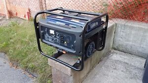 Mastercraft Gas Generator - Never Used - 3300W/2400W Continuous