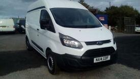 Ford Transit Custom 2.2TDCi ( 125PS ) 330 L2H2 FSH 2014