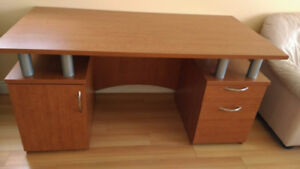 Office Desk and a free Chair - $100