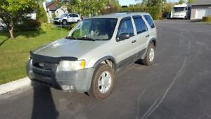 Ford Escape xlt  4x4 2004