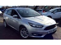 2014 Ford Focus 1.6 TDCi 115 Zetec 5dr Manual Diesel Estate