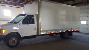 2006 Ford E-350 Camion Cube