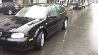 2007 Volkswagen Golf.full.impeccable.150000km.3800$