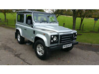 Land Rover Defender 90 2.4TDCi County 2008 SOLD