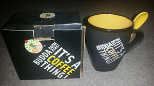 Brand new in box East Side Mario's coffee mugs only $5 each.....