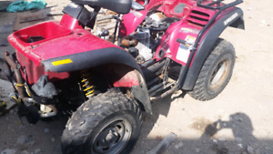 500 traxter for parts