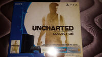 Brand New Play Station 4 Uncharted