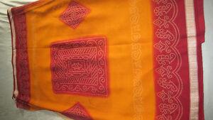 Indian Sarees, Boy's and Men's Kurtas, Shawls & Tops