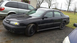 2004 Chevy impala for sale or trade