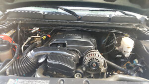 5.3l LS aluminum engine and parts 2008 1500 silverado
