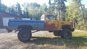 1988 Chevy K3500 Mud Truck