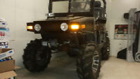 Hummer H1 Golf Cart 420cc lifted&Stereo&Heated Seats,Trade/Sell