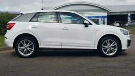 2017 Audi Q2 1.4 TFSI CoD S line (s/s) 5dr Other Petrol Manual