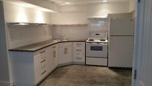 Barnhartvale One Bdrm Basement Suite - Avail August 15/16