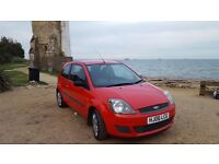 Ford Fiesta 2006 1.25 Style
