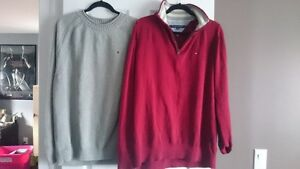 XL Tommy Hilfigre sweaters