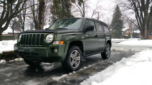 Jeep Patriot 4x4 AWD North Edition 2009. Ultra propre!
