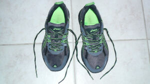 ASICS Trail running Shoes Brand New