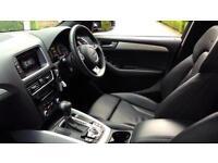 2014 Audi Q5 2.0 TDI Quattro S Line 5dr S T Automatic Diesel Estate