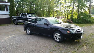 2005 Chevrolet Cavalier Coupe (2 door)