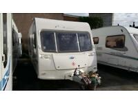 BAILEY PAGEANT PROVENCE 5 BERTH 2008 END BEDROOM £7750