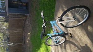 USED MOUNTAIN Bicycle + Hex Key Set 4 Sale