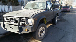 1979 Toyota 4x4 beater/project/hunting truck
