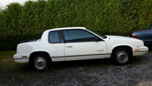 Oldsmobile cutlass calais 1991