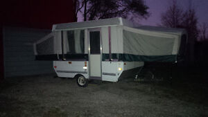 2006 Fleetwood Yuma Pop Up Trailer