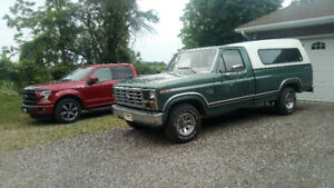 Parts for 1980 - 1986 Ford F150