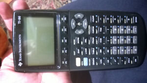 Texas Instruments TI-86 Graphing Calculator  Graphing functions