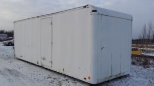 """TRUCK BOX 26 FT LONG """"GREAT FOR STORAGE!"""""""
