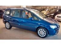 Vauxhall/Opel Zafira 1.8i 16v Auto Elegance 1 FORMER KEEPER