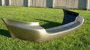 Rear Bumper Cover & mud flaps 2001-2007 Dodge Grand Caravan