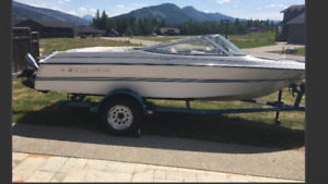Clean boat for sale