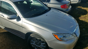 2012 chrysler 200 xl 4 door sedan