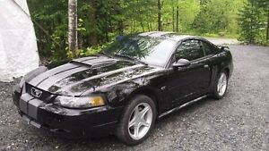 2002 Ford Mustang GT Bicorps