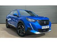 2020 Peugeot 2008 1.5 BlueHDi Allure (s/s) 5dr SUV Diesel Manual