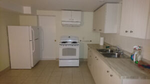 Oshawa Spacious 2 BDRM Basement Apartment