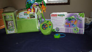 Rainforest Crib set