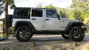 2012 Jeep Wrangler Sport Loaded