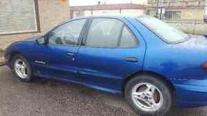 2003 Pontiac Sunfire -grab your chance !1300 or best offer !