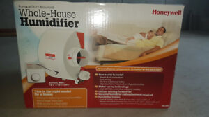 Honeywell Whole House Humidifier - Factory Sealed box