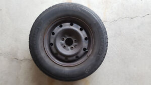 Set of Four All Season Michelin tires with Rims