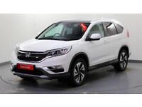 2017 Honda CR-V 2.0 i-VTEC EX Petrol white Automatic