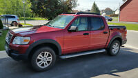 2007 Ford Explorer Sport Trac Rouge