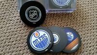 Edmonton Oilers Offical NHL coasters