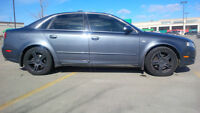 2006  A4 AWD NO ACCIDENTS  ExtraTURBO*$5000 Done in Maintenence