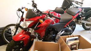 2014 Honda CB500 like new
